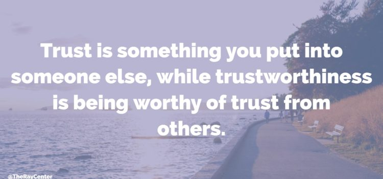 Trustworthiness – Is it ever okay to lie?