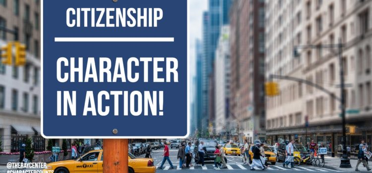 Citizenship – character in action