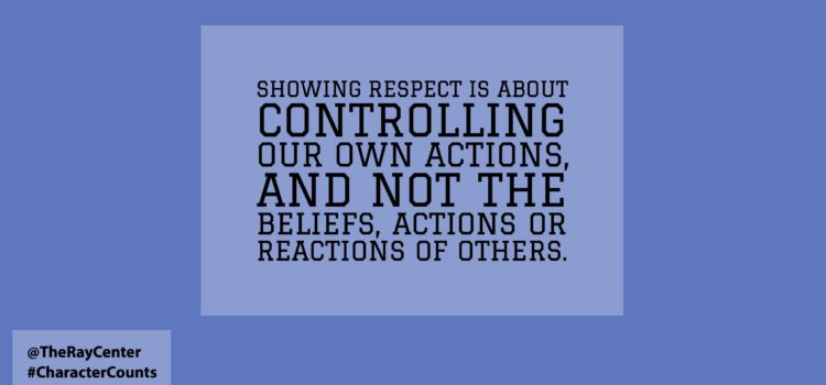 Have we forgotten how to respectfully disagree?