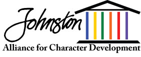 Johnston honored for being a community of good character