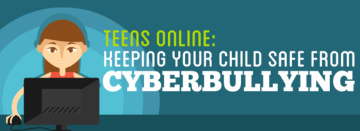 Keep your child safe from cyberbullying
