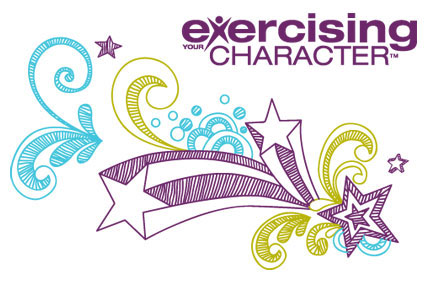 exercising your character
