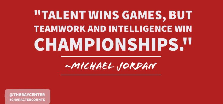 Teamwork and intelligence win championships