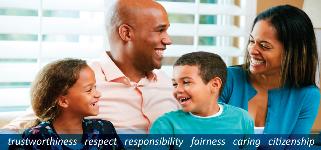 A Family's Guide to Teaching Good Character