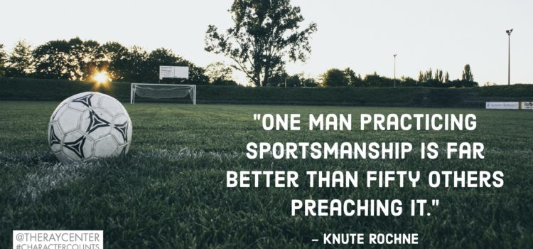 Practice, don't preach
