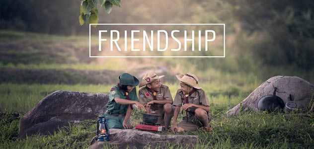 Books to help teach friendship