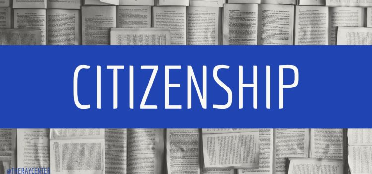 Books to help teach citizenship