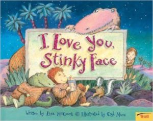 Books to help teach about love