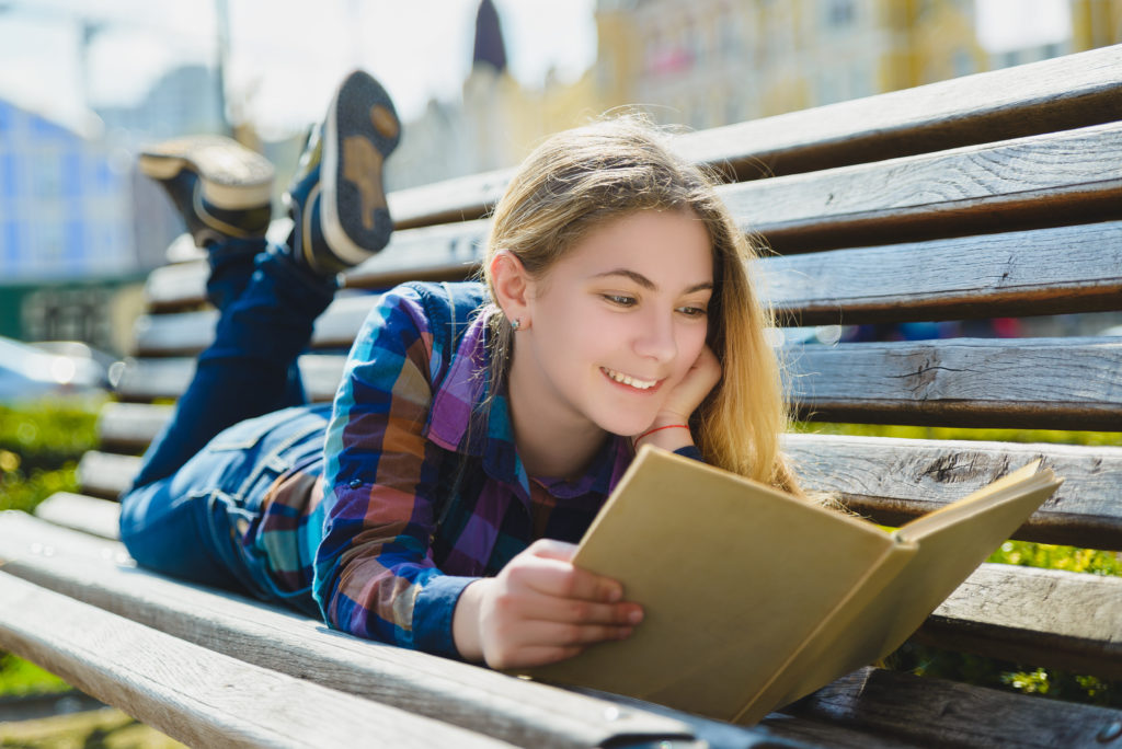 Summer reading list for teens