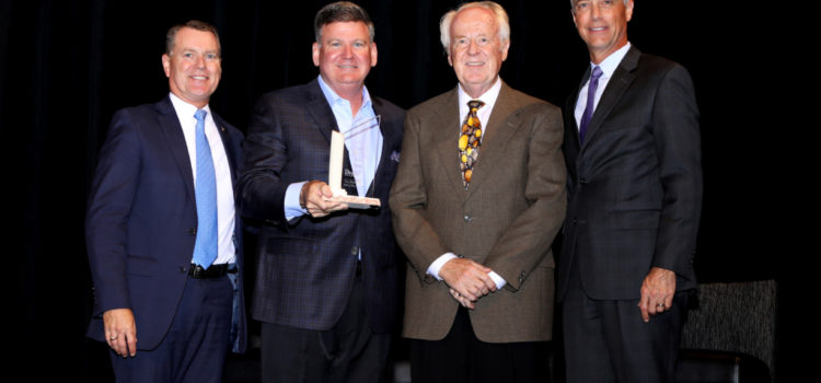 Robert R. Ray Pillar of Character Award – Ray Cole